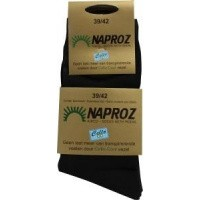 Naproz Airco sokken 39-42 zwart