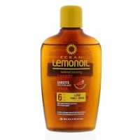 Ecran Lemon oil carrot SPF6