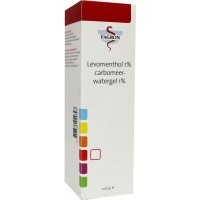 Fagron Levomenthol 1% carbomeer D & B