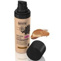 Lavera Liquid foundation almond caramel nr 06