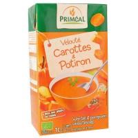 Primeal Veloute soep wortel pompoen