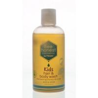 Traay Bee Honest Hair & body wash kids