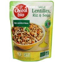 Cereal Linzen rijst soja