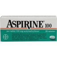 Aspirine 100 mg