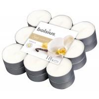 Bolsius Theelichten true scents vanilla