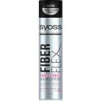 Syoss Fiber Flex Glossing 5 mega strong haarspray