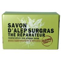 Aleppo Soap Co Aleppo zeep met thee in doosje