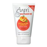 Aapri Gezichtscrub normale/vette huid exfoliating