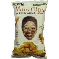 Joannusmolen Mais flips peanut & roasted cashew fairtrade