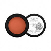 Lavera Mousse blush soft cherry 02