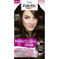 Poly Palette Perfect Gloss Haarverf 200 Donker Espresso