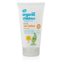 Green People Zonnebrand SPF30 kind parfumvrij