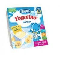 Nestle Yogolino banaan 6 mnd 100 gram