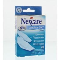 Nexcare sensitive 360 graden pleister
