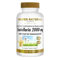 Golden Naturals Scutellaria 2000 mg