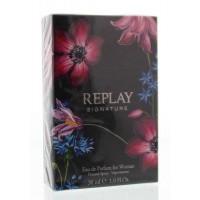 Replay Signature woman eau de parfum