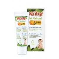 Nuby Citroganix peuter tandpasta