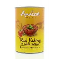 Amaizin Rode kidneybonen in chilisaus