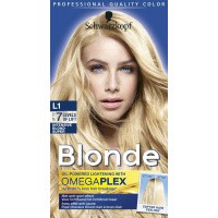Schwarzkopf Blonde haarverf intensive blond super L1