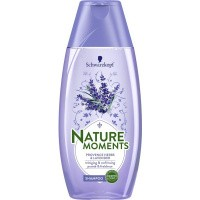 Schwarzkopf Nature Moments shampoo Provence herbs & lavender