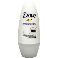 Dove Deodorant roll on invisible dry