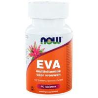 NOW Eva multivitamine voor vrouwen
