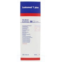 Leukomed T plus 10.0 x 35 cm