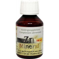 Herborist ZN Zink mineral ion