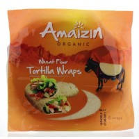 Amaizin Tortilla wraps