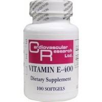 Cardio Vasc Res Vitamine E 400IE