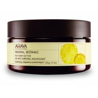 Ahava Mineral botanical body butter pineappel/peach