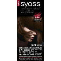 Syoss Color baseline 5-28 chestnut brown