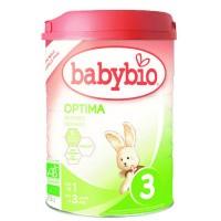 Babybio Optima 3 groeimelk 1 tot 3 jaar
