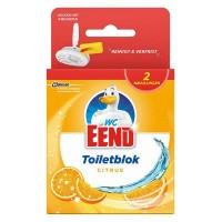 WC Eend Blok citrus fresh navul 40 gram