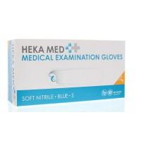Heka Medical gloves soft nitrile S