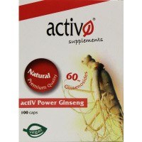 Activo Power ginseng