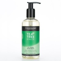 Tisserand Skin wash all over tea tree aloe