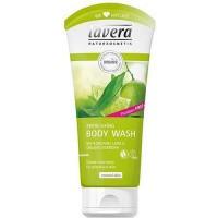 Lavera Body wash refreshing lime & verbena