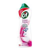 CIF Cream pink flower