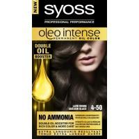 Syoss Color Oleo Intense 4-50 IJzig bruin haarverf