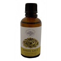 Green Tree Massage olie witte salie