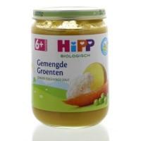 Hipp Gemengde groenten 6 maand