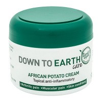 Down To Earth African potato bodycreme