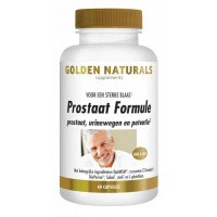 Golden Naturals Prostaat formule