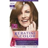 Schwarzkopf Keratine Color Haarverf 7.5 Caramelblond