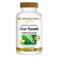 Golden Naturals IJzerformule
