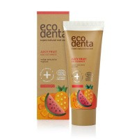 Ecodenta Tandpasta kids juicy fruit