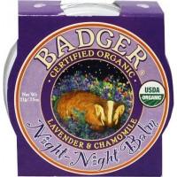 Badger Mini night night