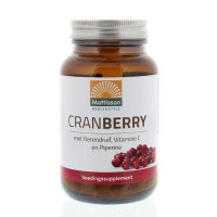 Mattisson Cranberry max extract 25:1