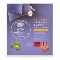 Treets Herbal sleep pillow calming